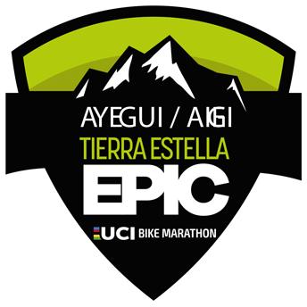 Logo tracks Tierra Estella Epic